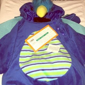 NWT!! Baby blue bird 🐦 costume 12-18 months